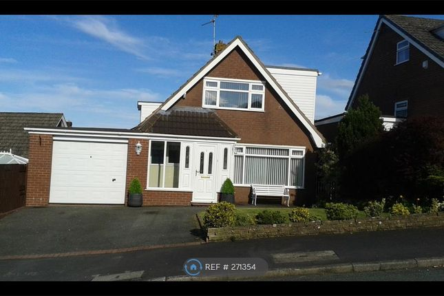 Thumbnail Detached house to rent in Ocean View, Holywell