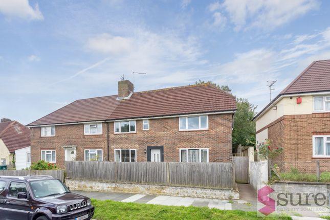 Semi-detached house for sale in Halland Road, Brighton, Brighton