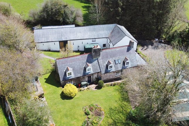 Thumbnail Detached house for sale in Defynnog, Brecon, Powys
