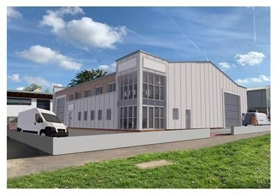 Thumbnail Light industrial to let in Spindle Way, Three Bridges, Crawley, West Sussex