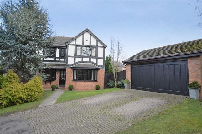 Thumbnail Detached house for sale in The Dales, Langho, Blackburn