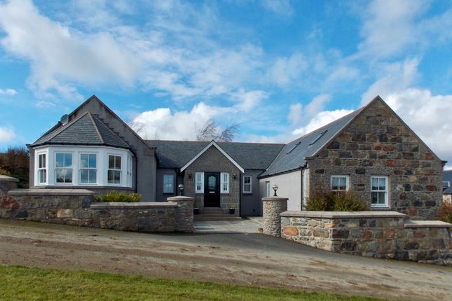 3 bed detached house for sale in Kildrummy, Alford AB33