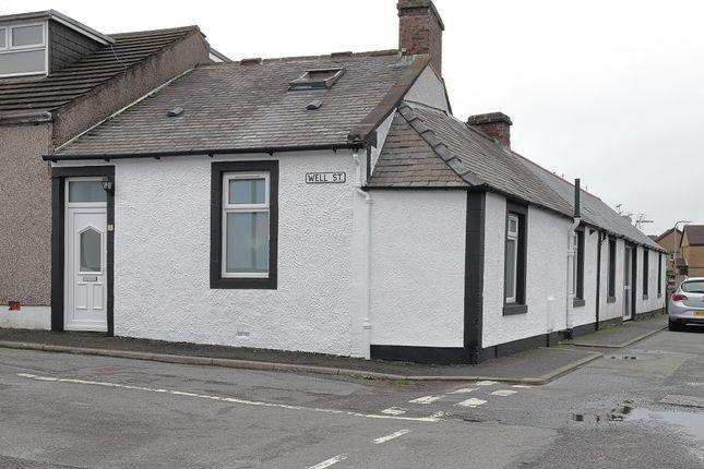 2 bed end terrace house for sale in Well Street, Lockerbie DG11