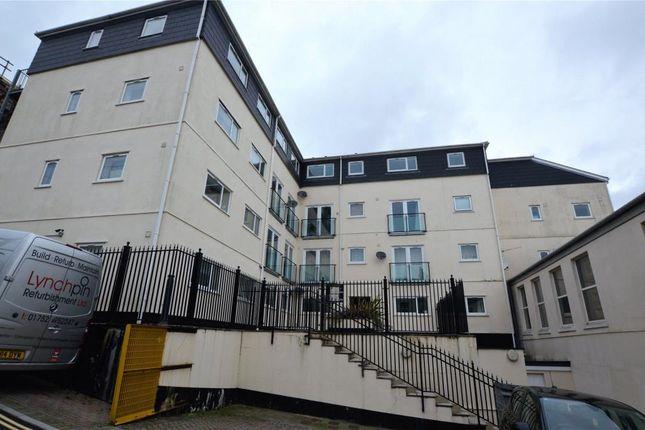 Thumbnail Flat to rent in Belgrave Lane, Plymouth, Devon