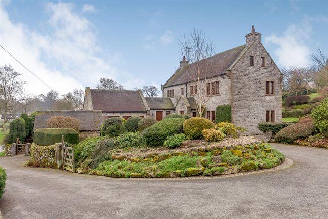 Thumbnail Detached house for sale in ., Carsington, Matlock