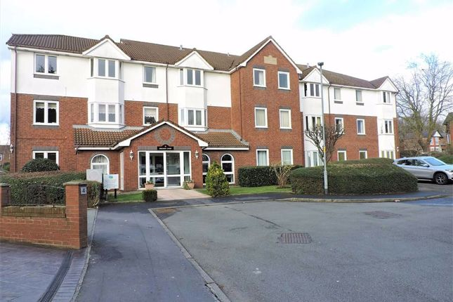 Outside of Acorn Close, Burnage, Manchester M19