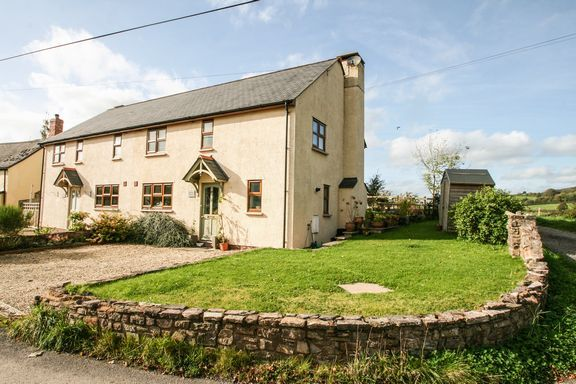 Thumbnail Cottage for sale in Clayhanger, Tiverton