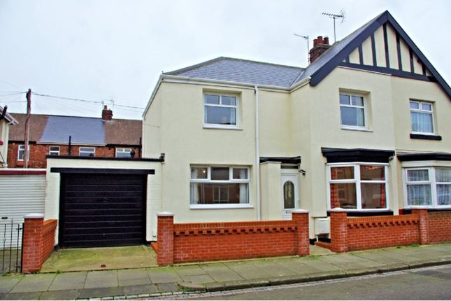 Thumbnail Semi-detached house for sale in Patterdale Street, Hartlepool