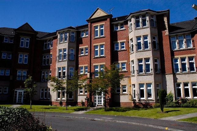 Thumbnail Flat to rent in Mill Brae Court, Ayr, South Ayrshire