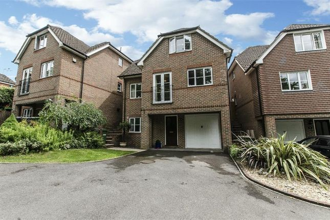 Thumbnail Detached house for sale in Church Road, Old Bishopstoke, Eastleigh