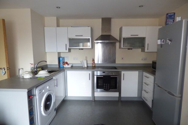 Thumbnail 2 bed flat to rent in Centro West, Derby