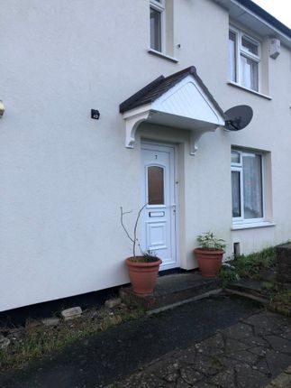 Thumbnail Maisonette to rent in Hereford Road, Whitleigh, Plymouth