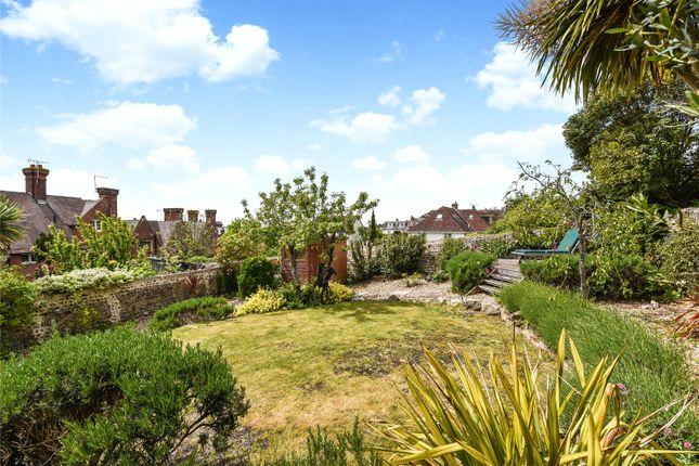 Garden of Maltravers Street, Arundel, West Sussex BN18