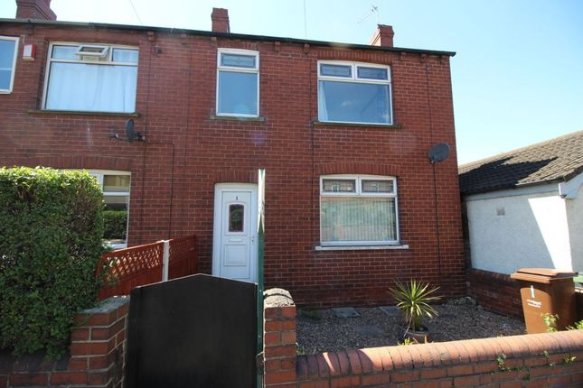 Thumbnail Terraced house for sale in Hathaway Cottages, Ossett