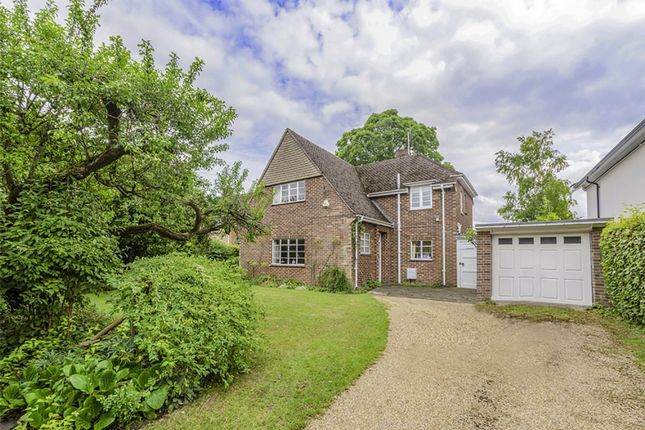 Thumbnail Detached house for sale in Luard Close, Cambridge, Cambridgeshire