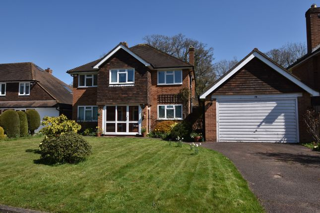 Thumbnail Detached house for sale in The Willows, Amersham