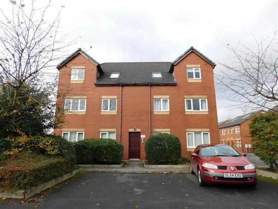 Thumbnail Flat to rent in Duxbury House, Buchanan Street, Chorley