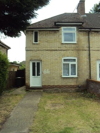 Thumbnail Semi-detached house to rent in Darwin Drive, Cambridge