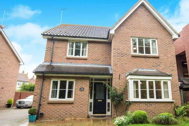 Thumbnail Detached house for sale in Blake Drive, Bradwell, Great Yarmouth