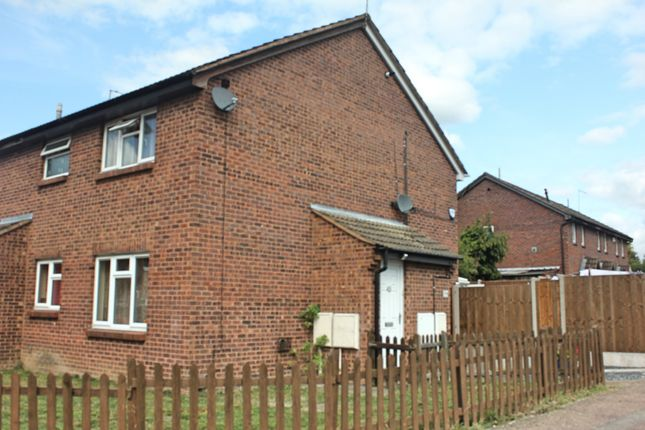 Thumbnail Town house for sale in Castle Fields, Anstey Heights, Leicester