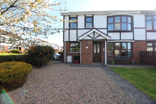Thumbnail Flat for sale in Grasmere Park, Carrickfergus