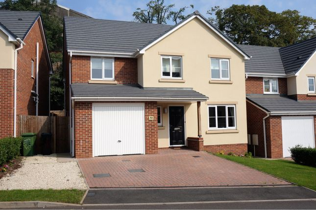 Thumbnail Detached house for sale in Golden Orchard, Halesowen