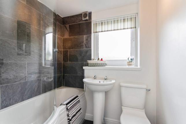 Bathroom of Duntiglennan Road, Clydebank, West Dunbartonshire G81