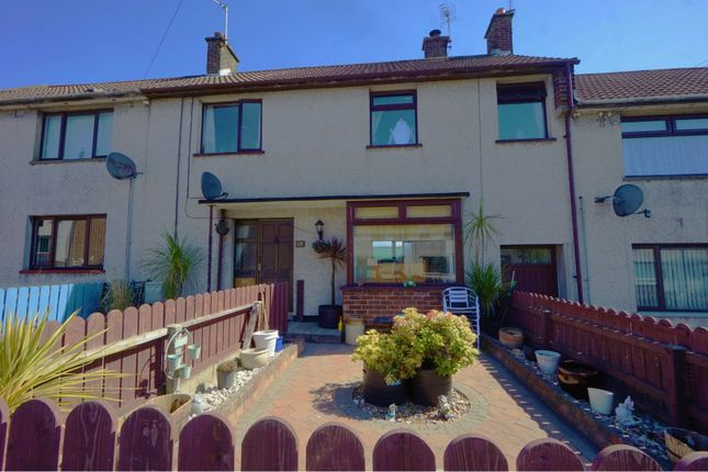 Thumbnail Terraced house for sale in Whitehill Drive, Bangor