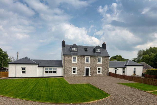 Thumbnail Link-detached house for sale in Buchanan Home Farmhouse, Buchanan Castle Estate, Drymen
