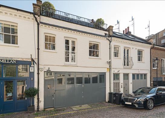 Property to rent in Elvaston Mews, South Kensington, London