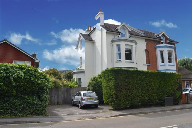 Thumbnail Semi-detached house for sale in Ashley Road, Epsom