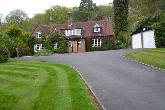 Thumbnail Detached house to rent in Stone Street, Seal, Sevenoaks