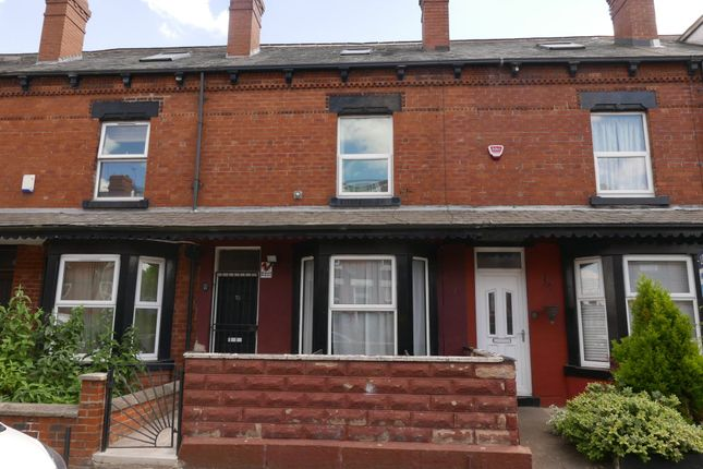 Thumbnail Terraced house to rent in 15 Salisbury Terrace, Armley, Leeds