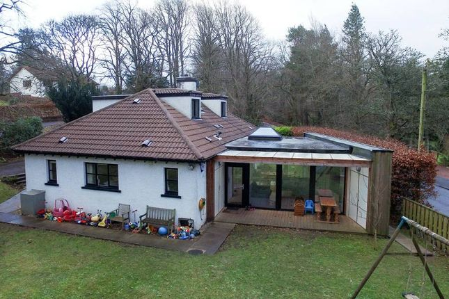 Thumbnail Detached house for sale in Medwyn Lodge, Golf Course Road, West Linton, West Linton