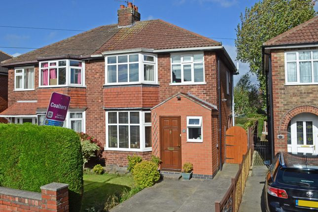 Thumbnail Semi-detached house for sale in Broadway, York