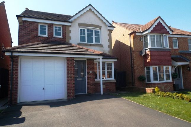 Thumbnail Detached house for sale in Ellerby Mews, Thornley