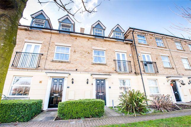 Thumbnail Terraced house for sale in Rotary Gardens, Gillingham, Kent