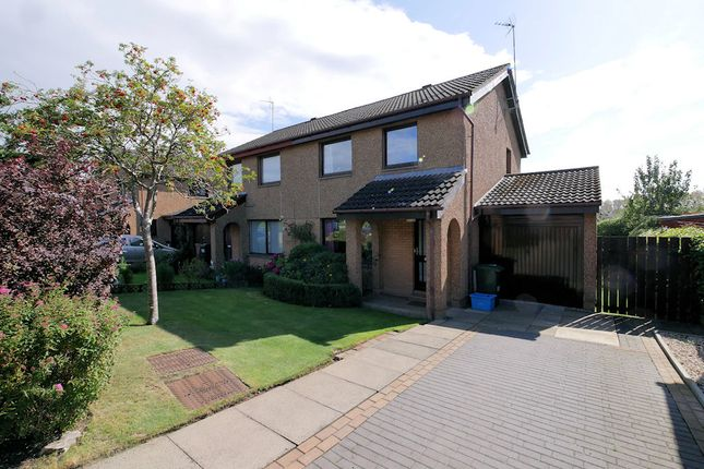 Thumbnail Semi-detached house to rent in Candlemaker`S Park, Gilmerton, Edinburgh