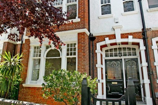 Thumbnail Terraced house to rent in Howitt Road, London