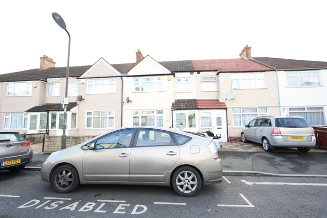 Thumbnail Terraced house for sale in Kingsmead Avenue, Mitcham