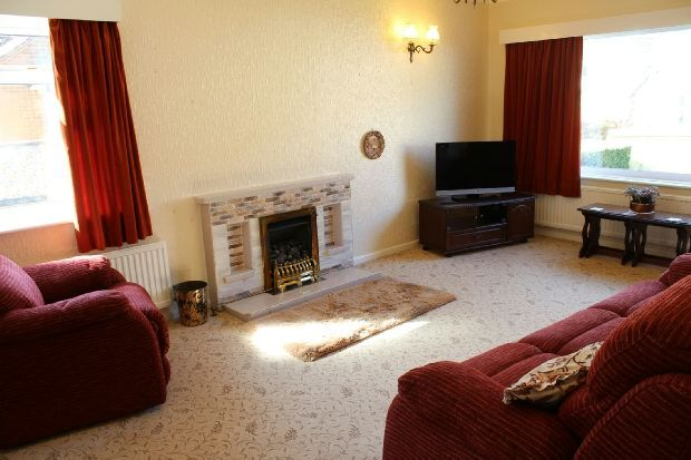 Lounge of Station Road, Pilsley, Chesterfield S45