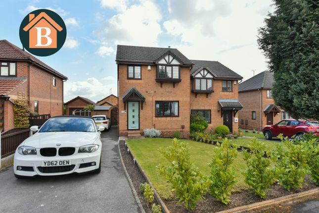 3 bed semi-detached house for sale in Stumpcross Way, Pontefract WF8