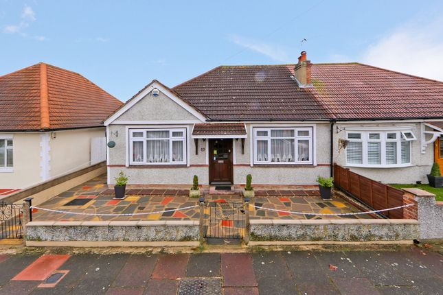 Thumbnail Bungalow for sale in Corbylands Road, Sidcup
