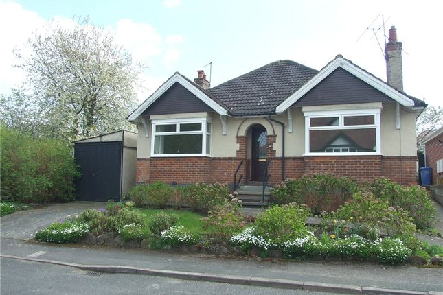 Thumbnail Detached bungalow for sale in North Avenue, Darley Abbey, Derby