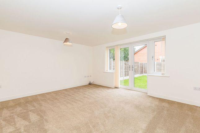 Living Room of Buttermere Gardens, Charnock Richard, Chorley, Lancashire PR7