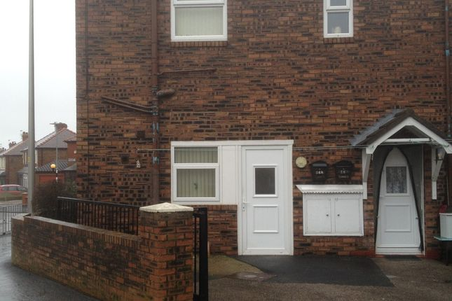 Thumbnail Flat to rent in City Road, Wigan