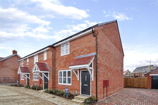 Thumbnail End terrace house to rent in Windmill Close, Chinnor