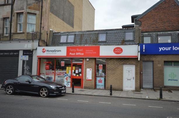Retail premises for sale in Ferry Road, Edinburgh
