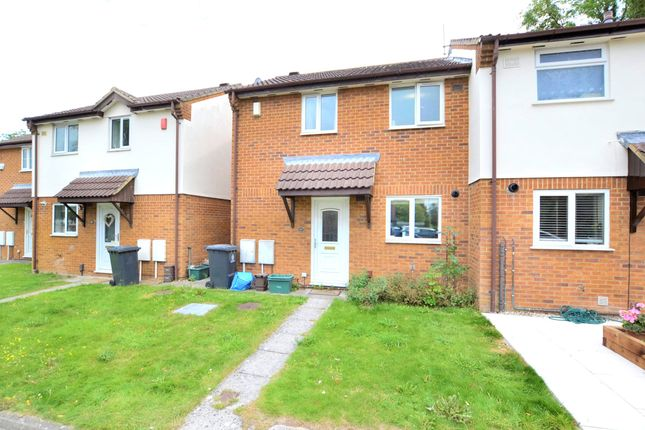 Thumbnail Semi-detached house for sale in Buscombe Gardens, Hucclecote, Gloucester, Gloucestershire