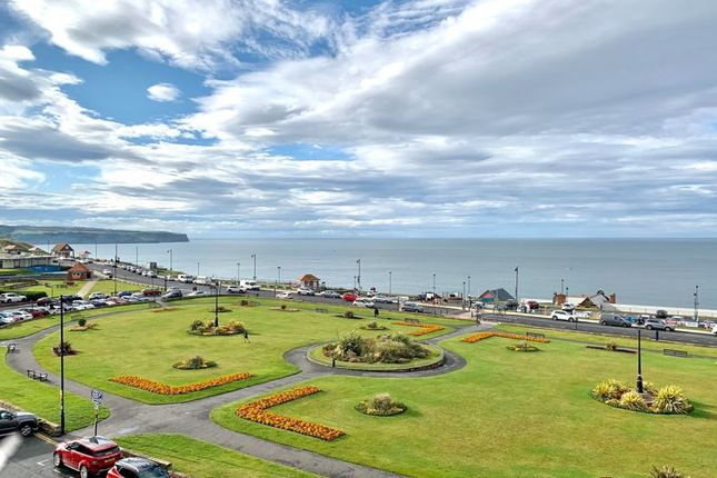 Thumbnail Flat for sale in Royal Crescent, Whitby